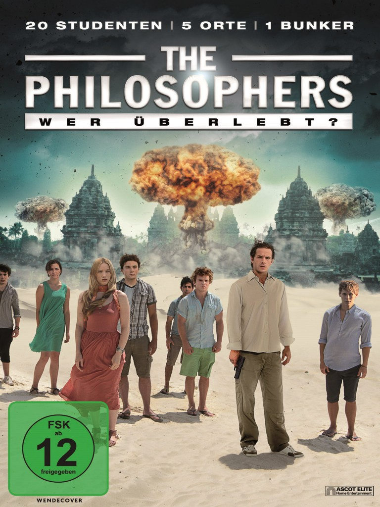 The Philosophers DVD-Cover