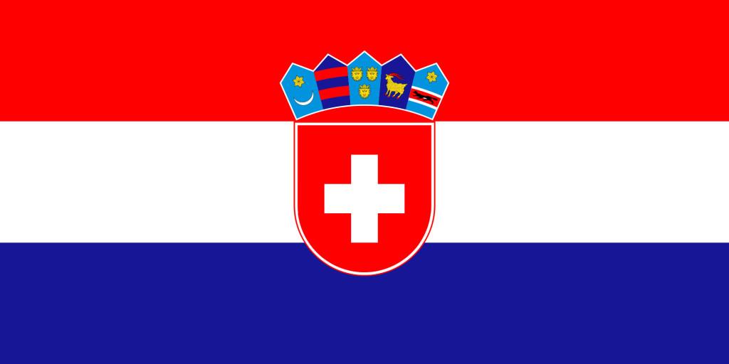 kroatische flagge zum ausdrucken. Black Bedroom Furniture Sets. Home Design Ideas