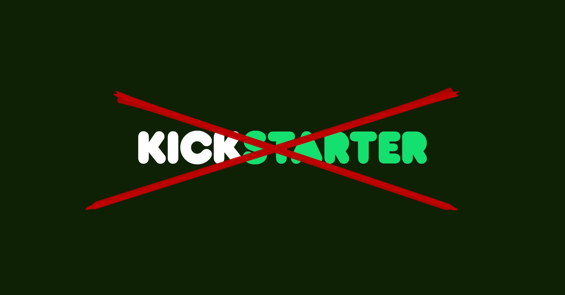 kickstarterno